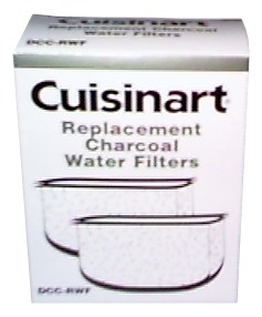 6 PACK CUISINART DCC-RWF CHARCOAL WATER FILTERS eBay