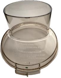 Cuisinart DLC8E,8F Cover w/large feed tube