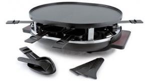 Swissmar Oval Raclette w/grill